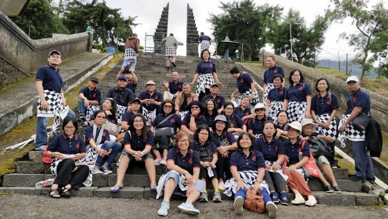 Retreat PS Nafiri ke Karang Anyar