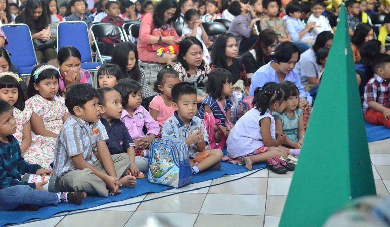 Kenaikan Kelas Sekolah Minggu & Festival Anak 2019 (1)