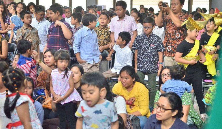Kenaikan Kelas Sekolah Minggu & Festival Anak 2019 (2)