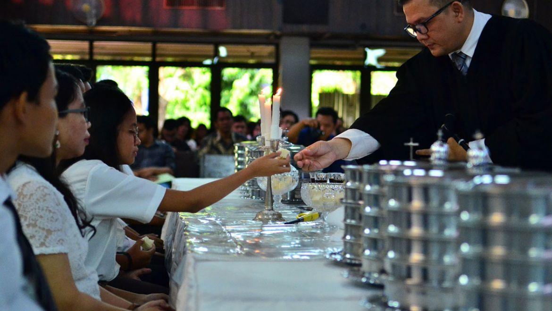 Perjamuan Kudus Pertama – 19 Januari 2020 (2)