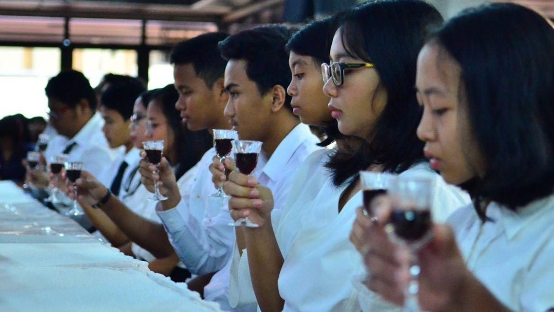 Perjamuan Kudus Pertama – 19 Januari 2020 (4)