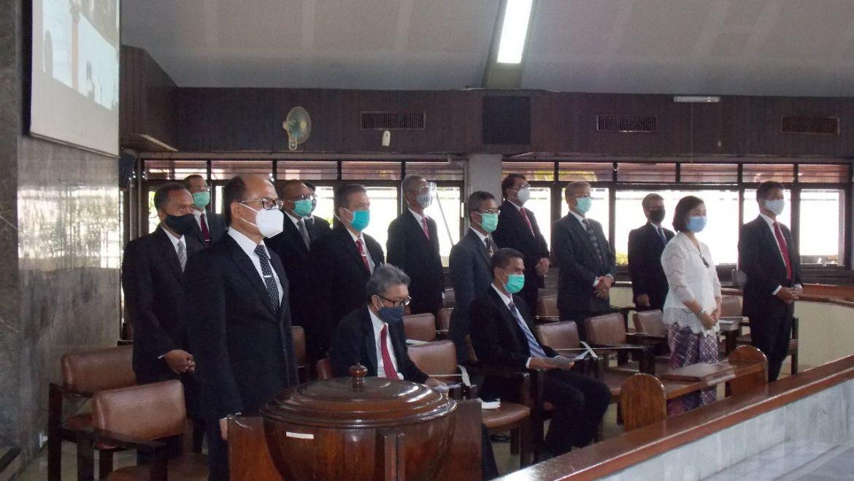 Peneguhan Majelis – 25 Oktober 2020 (1)