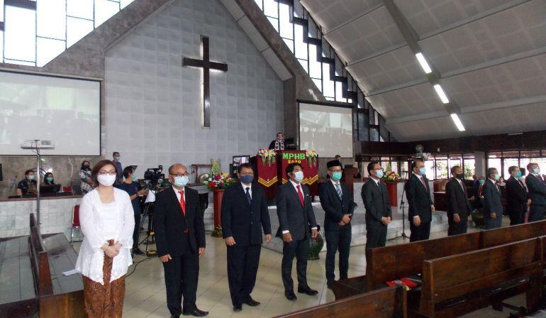 Peneguhan Majelis – 25 Oktober 2020 (2)